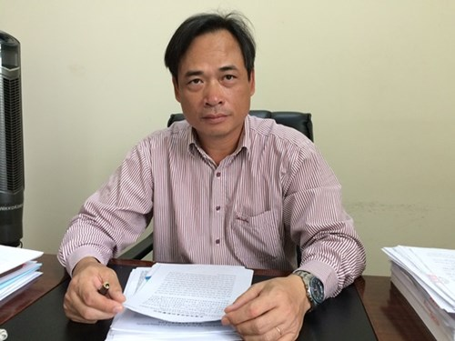 Xôn xao vụ Cục trưởng môi trường bị cách chức vẫn làm Phó đoàn kiểm tra Formosa - Ảnh 1