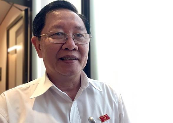 Bộ trưởng Nội vụ nói về đề xuất sát nhập 4 bộ và 10 tỉnh - Ảnh 1