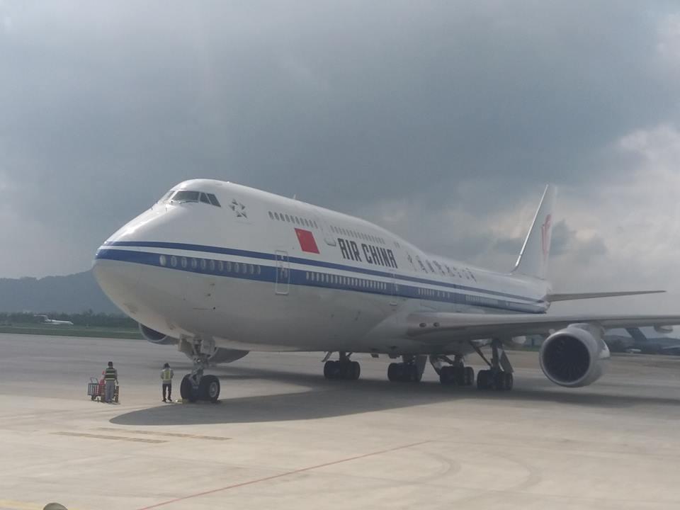 Chủ tịch Trung Quốc Tập Cận Bình đến Đà Nẵng dự APEC - Ảnh 3