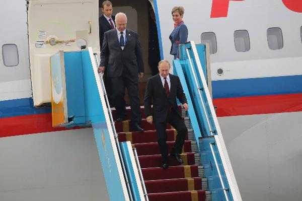 Hình ảnh đầu tiên của Tổng thống Putin tại Đà Nẵng - Ảnh 3