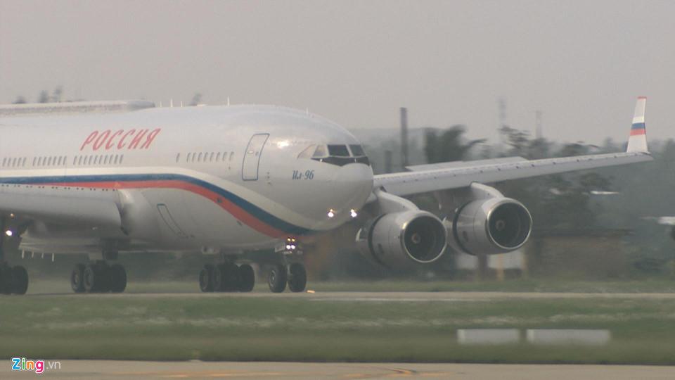 Tổng thống Putin đã đến Đà Nẵng dự APEC - Ảnh 1
