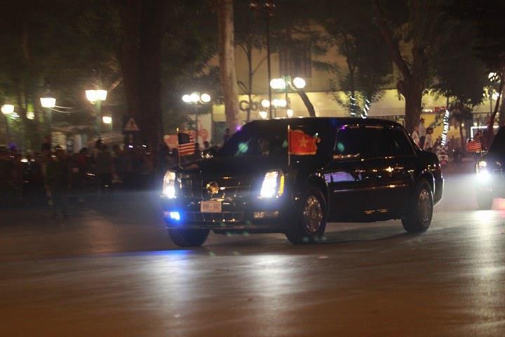 Tổng thống Mỹ Donald Trump tới Hà Nội - Ảnh 2