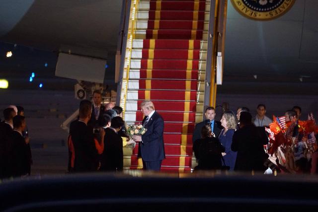 Tổng thống Mỹ Donald Trump tới Hà Nội - Ảnh 6