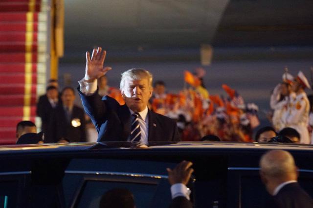 Tổng thống Mỹ Donald Trump tới Hà Nội - Ảnh 5