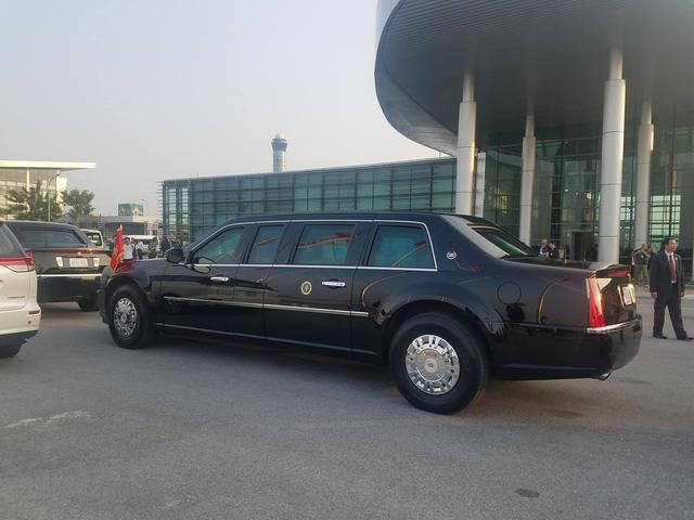 Tổng thống Mỹ Donald Trump tới Hà Nội - Ảnh 10