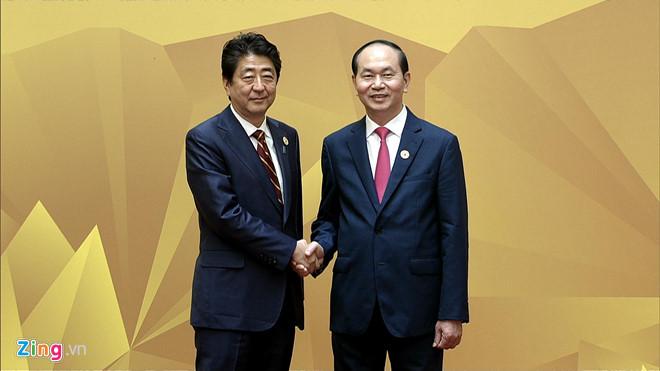 Lãnh đạo 21 nền kinh tế APEC họp kín tại Đà Nẵng - Ảnh 3