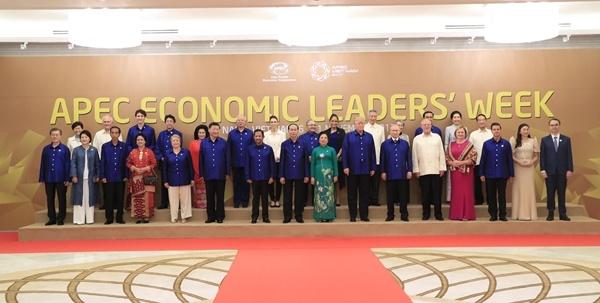 Lãnh đạo 21 nền kinh tế APEC họp kín tại Đà Nẵng - Ảnh 4