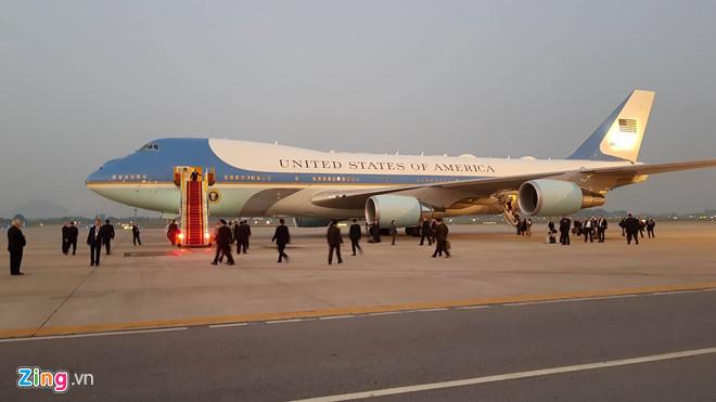 Tổng thống Mỹ Donald Trump tới Hà Nội - Ảnh 8