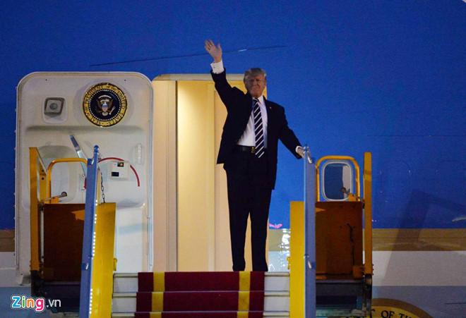 Tổng thống Mỹ Donald Trump tới Hà Nội - Ảnh 7