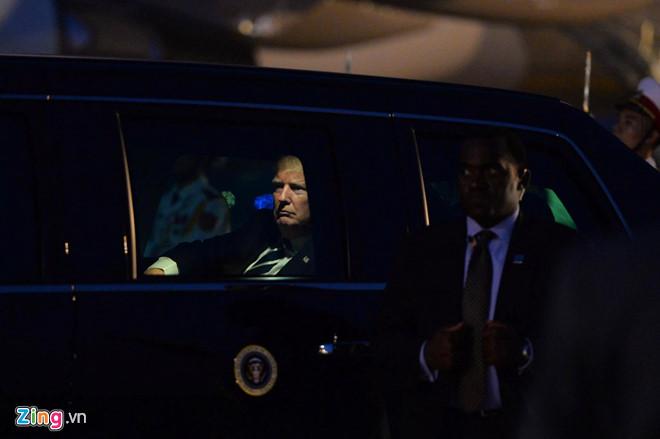 Tổng thống Mỹ Donald Trump tới Hà Nội - Ảnh 4