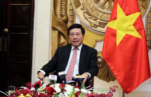 Phó Thủ tướng chia sẻ về thành công của Tuần lễ Cấp cao APEC - Ảnh 1