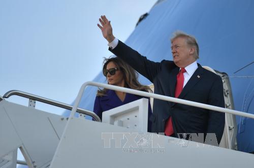 Báo chí Mỹ đánh giá cao sự kiện Tổng thống D.Trump tham dự APEC tại Việt Nam - Ảnh 1