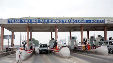 Bác đề xuất xin tăng giá vé trạm BOT Bắc Thăng Long - Nội Bài - Ảnh 1