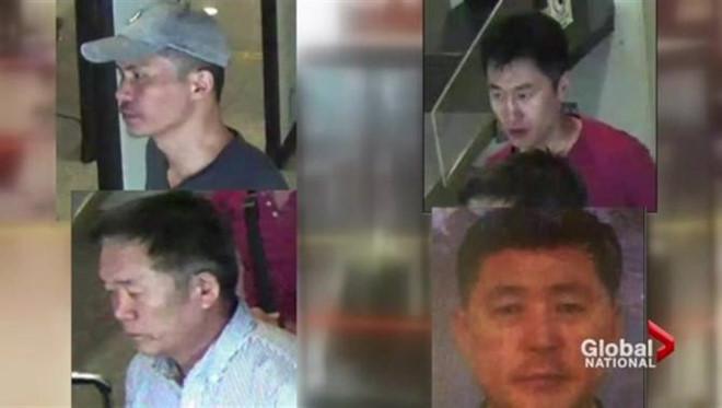 Vụ Đoàn Thị Hương: Công bố danh tính 4 nghi can Triều Tiên - Ảnh 1