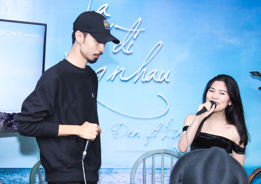 Chuyện yêu xa đầy rung động trong MV mới của Đen Vâu - Linh Cáo - Ảnh 2
