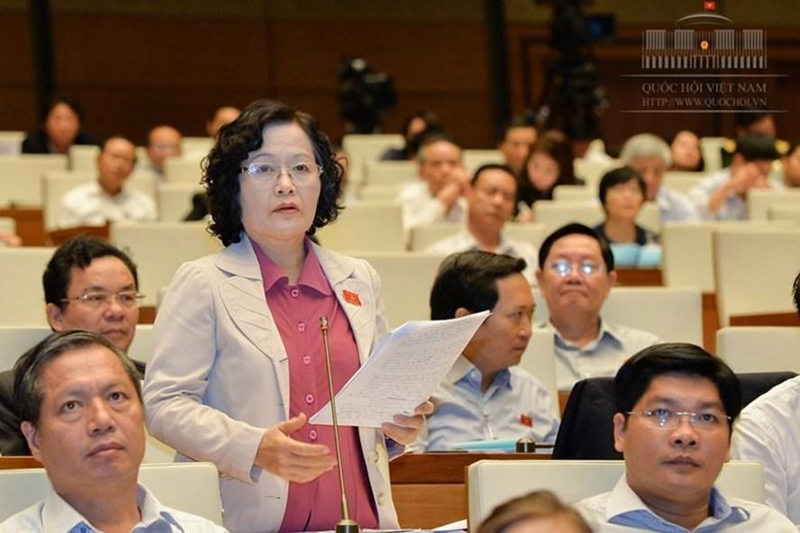 """Đại biểu Quốc hội thắc mắc về sự """"mất tích"""" của """"hot girl'' Trần Vũ Quỳnh Anh - Ảnh 1"""