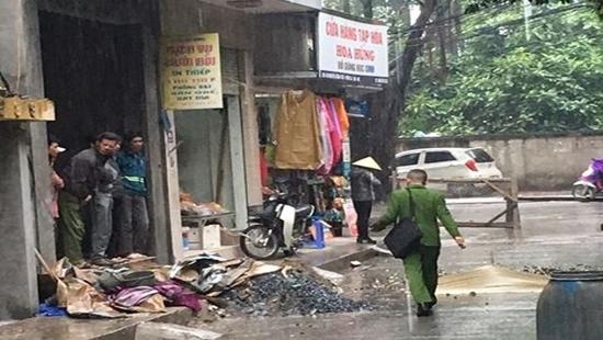 Hà Nội: Thợ mộc rơi từ tầng 4 xuống đất tử vong - Ảnh 1