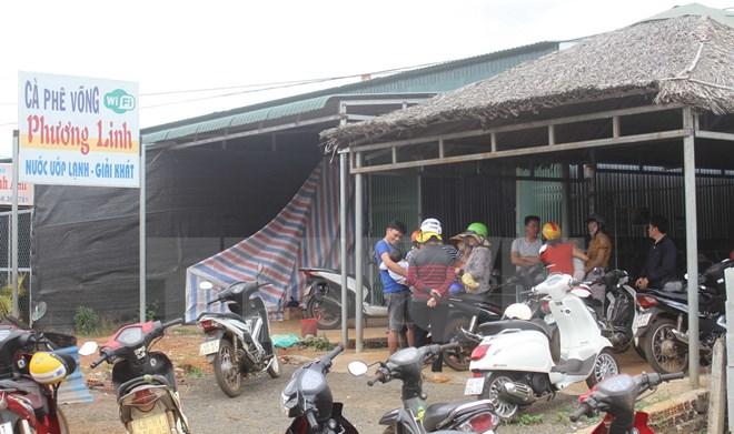 Vụ bé trai 2 tuổi bị bạo hành ở Đắk Nông: Công an khám nghiệm hiện trường - Ảnh 1