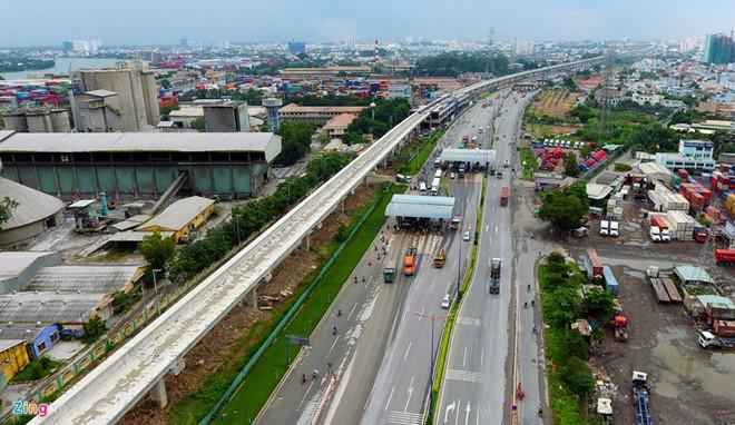 Ngưng thu phí tại trạm BOT xa lộ Hà Nội - Ảnh 1