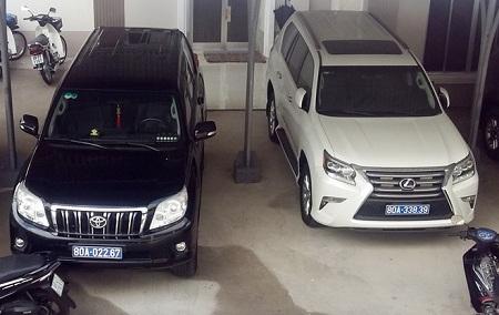 Tỉnh Cà Mau được doanh nghiệp tặng 2 xe Lexus 6 tỷ đồng - Ảnh 1
