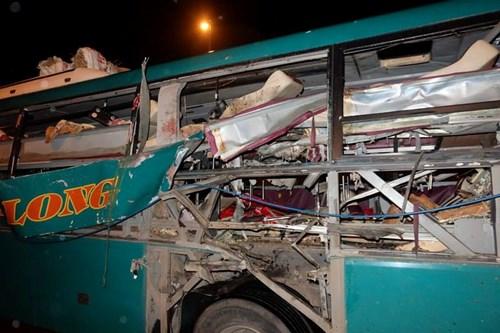 Hiện trường vụ nổ xe khách khiến 2 người chết, 12 bị thương ở Bắc Ninh - Ảnh 6