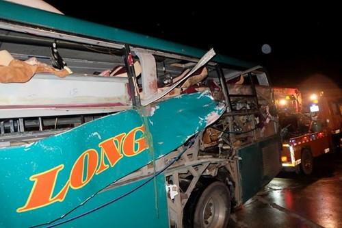 Hiện trường vụ nổ xe khách khiến 2 người chết, 12 bị thương ở Bắc Ninh - Ảnh 7