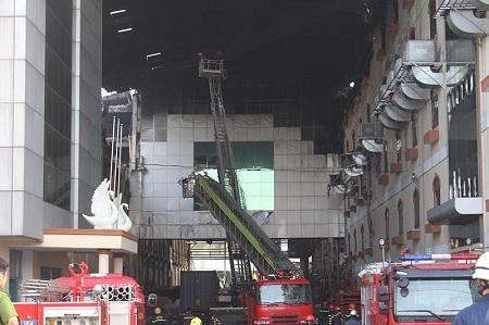 Thủ tướng yêu cầu Bộ Công an làm rõ nguyên nhân vụ cháy lớn tại Cần Thơ - Ảnh 1