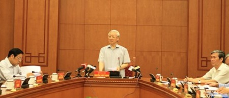 Tổng Bí thư yêu cầu tập trung truy bắt, dẫn độ Trịnh Xuân Thanh về nước - Ảnh 1