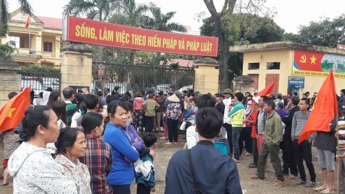 10h30 sáng nay, Chủ tịch Hà Nội đối thoại với người dân Đồng Tâm - Ảnh 3