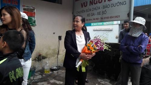 10h30 sáng nay, Chủ tịch Hà Nội đối thoại với người dân Đồng Tâm - Ảnh 6
