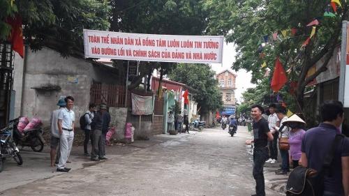 10h30 sáng nay, Chủ tịch Hà Nội đối thoại với người dân Đồng Tâm - Ảnh 7