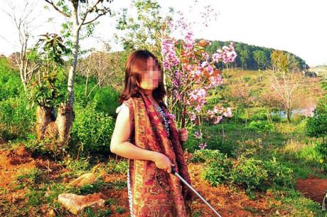 Kỷ luật nữ Phó Giám đốc Sở bẻ hoa anh đào - Ảnh 1
