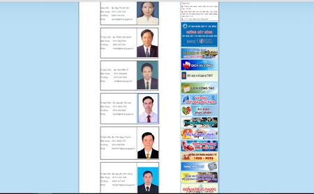 Sở Y tế Đà Nẵng có 5 Phó giám đốc - Ảnh 1