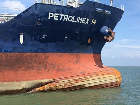 Vụ tàu Hải Thành 26 bị đâm chìm, 9 người chết: Trích xuất hộp đen tàu Petrolimex - Ảnh 1