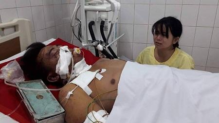 Vụ tai nạn giao thông ở Gia Lai, 13 người chết: Vợ tài xế xe tải thay chồng xin lỗi - Ảnh 1