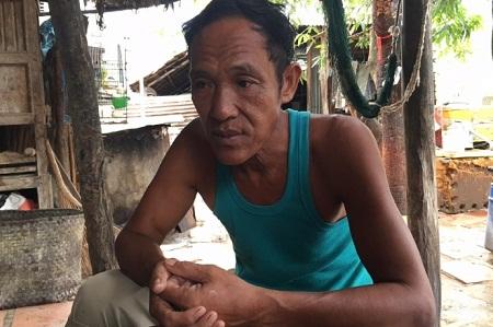Vụ cướp ngân hàng ở Trà Vinh: Cả xóm bàng hoàng khi nghi phạm bị bắt - Ảnh 1