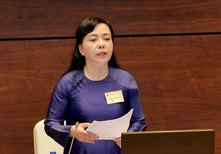 Bộ trưởng Nguyễn Thị Kim Tiến: Hơn 7.000 cán bộ y tế đã bị kỷ luật - Ảnh 1
