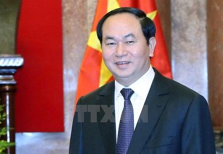 Chủ tịch nước bắt đầu chuyến thăm chính thức Liên bang Nga - Ảnh 1
