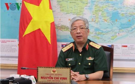 Tướng Nguyễn Chí Vịnh nói về đất quốc phòng & quân đội làm kinh tế - Ảnh 1