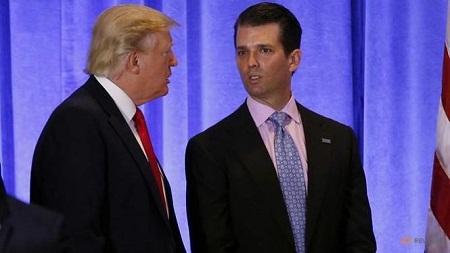 Điện Kremlin không biết luật sư Nga gặp con trai Tổng thống Trump - Ảnh 1