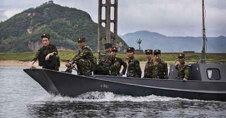 Mỹ, Trung chuẩn bị cho lkhủng hoảng Triều Tiên? - Ảnh 1