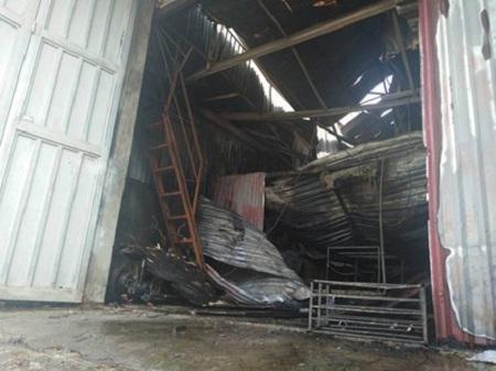 Vụ cháy 8 người chết ở Hà Nội: Tạm giữ hình sự thợ hàn - Ảnh 1