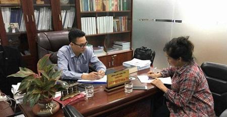 Luật sư của Phương Nga bào chữa cho nghệ sĩ Xuân Hương vụ kiện Trang Trần - Ảnh 1