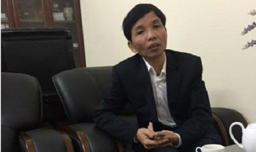Kỷ luật Phó Chánh thanh tra tỉnh Hải Dương - Ảnh 1