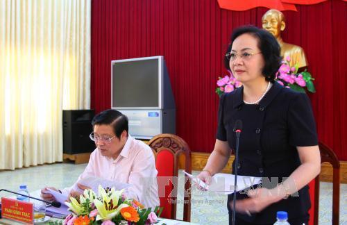 Kiểm tra, giám sát phòng, chống tham nhũng tại tỉnh Yên Bái - Ảnh 2