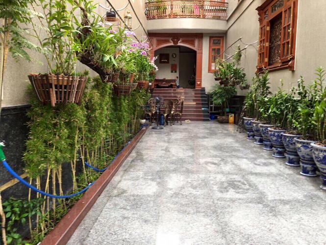 Cận cảnh biệt thự được rao bán 55 tỷ đồng ở Sài Gòn - Ảnh 4