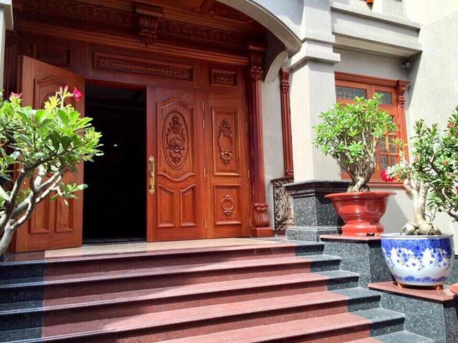 Cận cảnh biệt thự được rao bán 55 tỷ đồng ở Sài Gòn - Ảnh 5