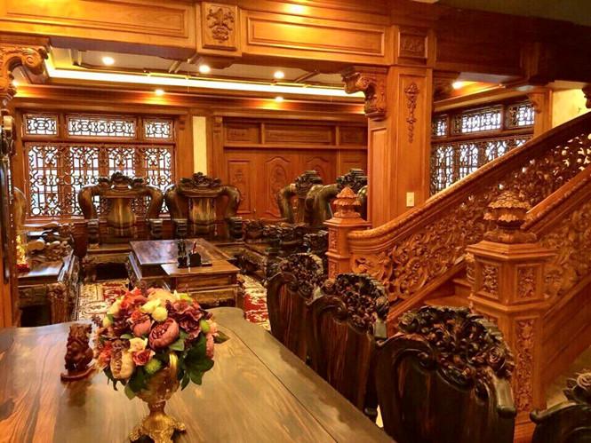 Cận cảnh biệt thự được rao bán 55 tỷ đồng ở Sài Gòn - Ảnh 6