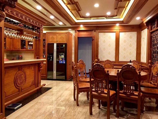 Cận cảnh biệt thự được rao bán 55 tỷ đồng ở Sài Gòn - Ảnh 10