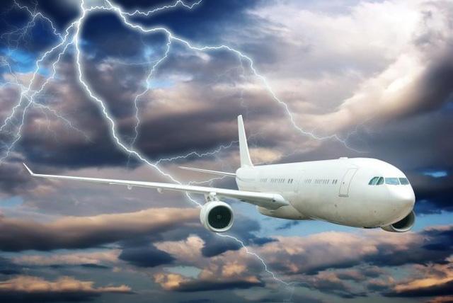 Boeing 787 bị sét đánh khi hạ cánh xuống Nội Bài - Ảnh 1